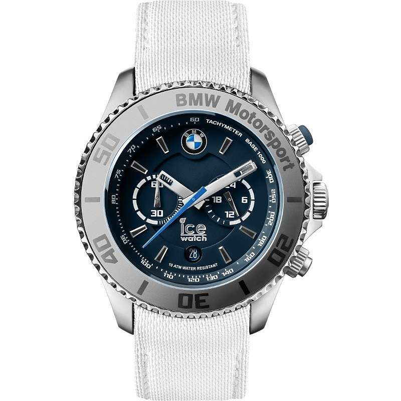 watch chronograph man ICE WATCH Bmw Motorsport BM.CH.WDB.BB.L.14