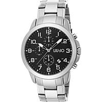 watch chronograph man Liujo Jet TLJ1160