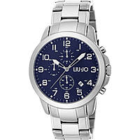 watch chronograph man Liujo Jet TLJ1161