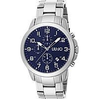 watch chronograph man Liujo Jet TLJ1161
