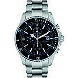 watch chronograph man Lorenz Classico Professional 027184BB