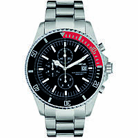 watch chronograph man Lorenz Classico Professional 027184DD