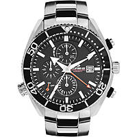 watch chronograph man Lorenz Classico Professional 030046AA