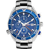 watch chronograph man Lorenz Classico Professional 030046BB