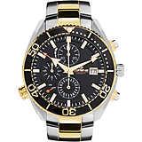 watch chronograph man Lorenz Classico Professional 030046DD