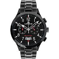 watch chronograph man Lorenz Granpremio 030105BB
