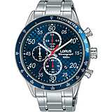 watch chronograph man Lorus Sports RM329EX9