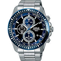 watch chronograph man Lorus Sports RM341DX9