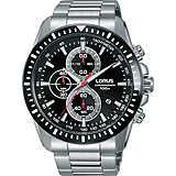 watch chronograph man Lorus Sports RM345DX9