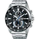 watch chronograph man Lorus Sports RM383DX9