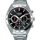 watch chronograph man Lorus Sports RT303GX9