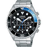 watch chronograph man Lorus Sports RT315GX9