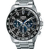 watch chronograph man Lorus Sports RT317FX9