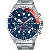 watch chronograph man Lorus Sports RT317GX9