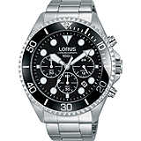 watch chronograph man Lorus Sports RT319GX9