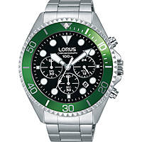 watch chronograph man Lorus Sports RT321GX9