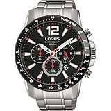 watch chronograph man Lorus Sports RT351EX9