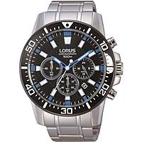 watch chronograph man Lorus Sports RT355DX9