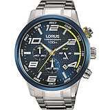 watch chronograph man Lorus Sports RT361EX9