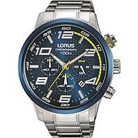 watch chronograph man Lorus Sports RT361EX9