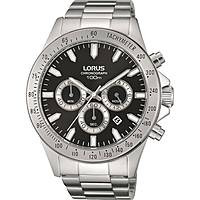 watch chronograph man Lorus Sports RT379EX9