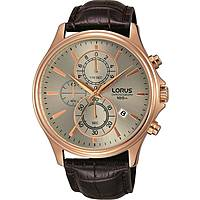 watch chronograph man Lorus Urban RM318DX9