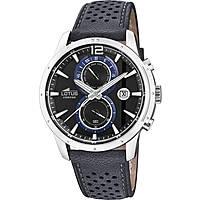 watch chronograph man Lotus Chrono 18366/2