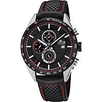 watch chronograph man Lotus Chrono 18370/4