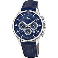 watch chronograph man Lotus Chrono 18372/3