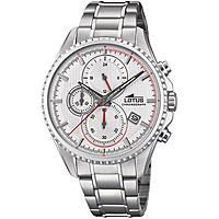 watch chronograph man Lotus Chrono 18526/1