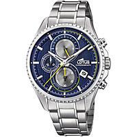 watch chronograph man Lotus Chrono 18526/3
