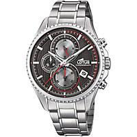 watch chronograph man Lotus Chrono 18526/4