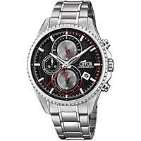 watch chronograph man Lotus Chrono 18526/6