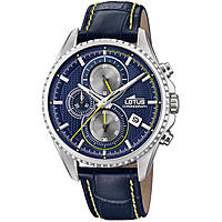 watch chronograph man Lotus Chrono 18527/3