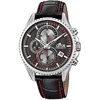 watch chronograph man Lotus Chrono 18527/4