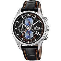 watch chronograph man Lotus Chrono 18527/5