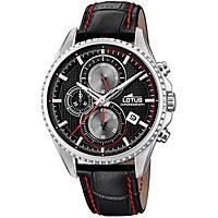 watch chronograph man Lotus Chrono 18527/6