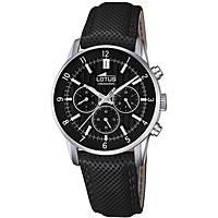watch chronograph man Lotus Chrono 18578/4