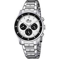 watch chronograph man Lotus Chrono 18579/3