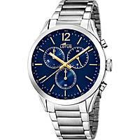 watch chronograph man Lotus Minimalist 18114/3