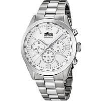 watch chronograph man Lotus Minimalist 18152/1