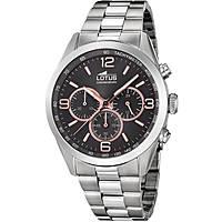 watch chronograph man Lotus Minimalist 18152/8
