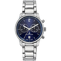 watch chronograph man Lucien Rochat Geste' R0473607001