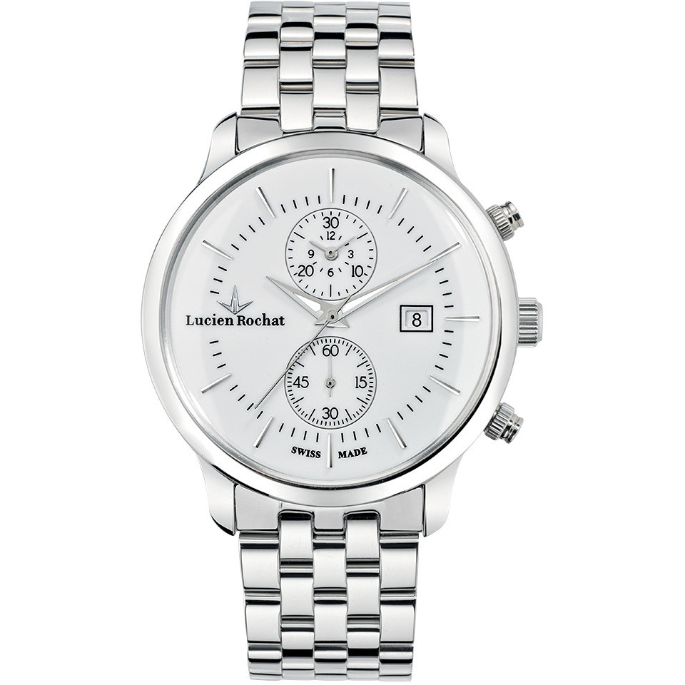 watch chronograph man Lucien Rochat Granville R0473606001