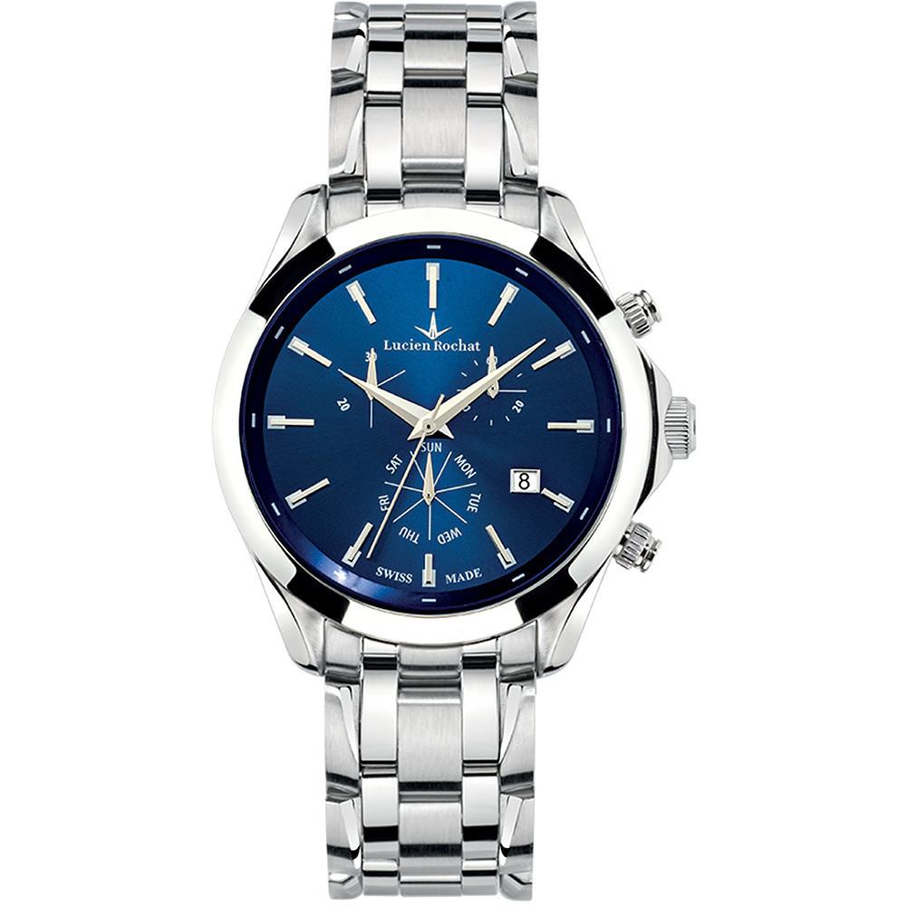 watch chronograph man Lucien Rochat Montpellier R0473604002