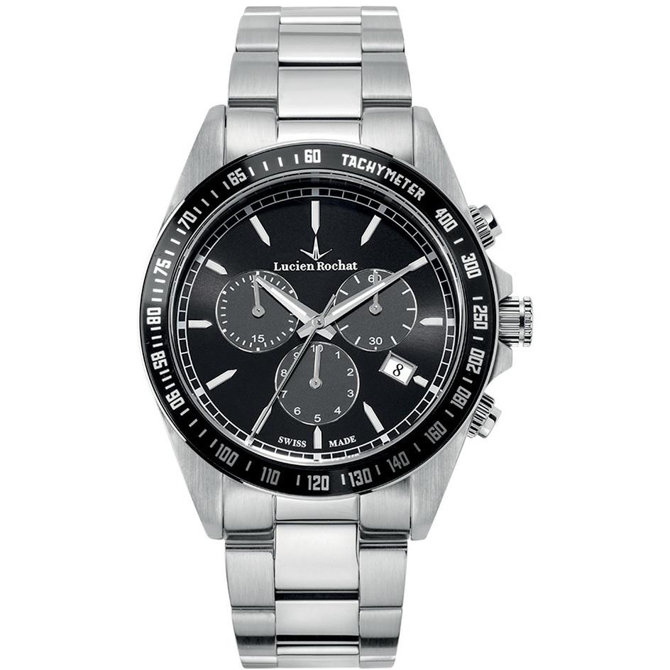 watch chronograph man Lucien Rochat Reims R0473605002