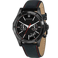 watch chronograph man Maserati Circuito R8871627004