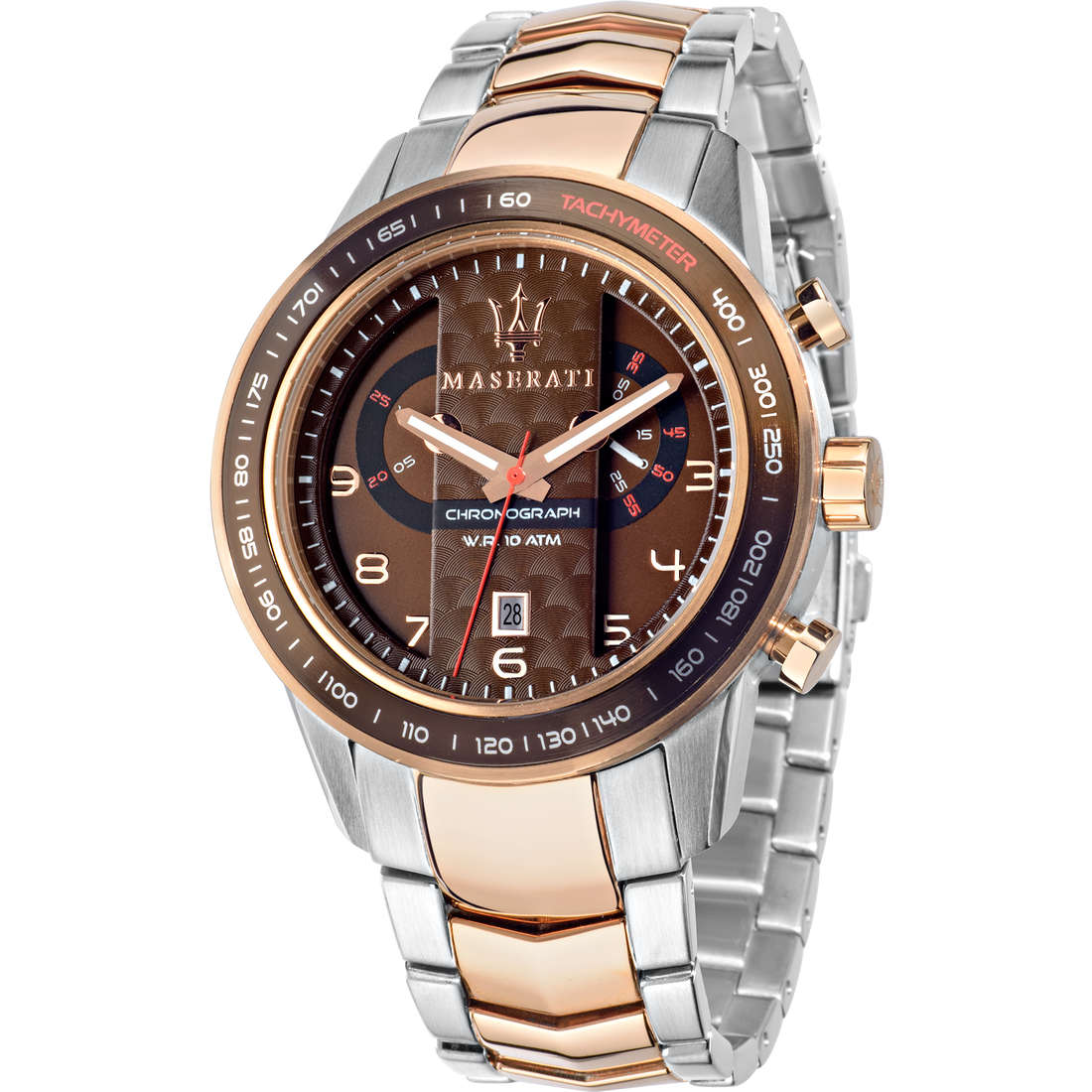 watch chronograph man Maserati CORSA R8873610004