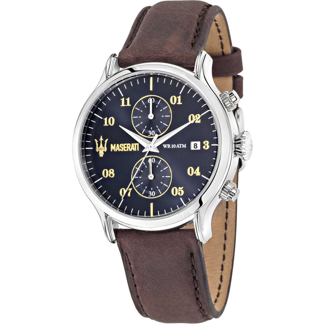 watch chronograph man Maserati Epoca R8871618001