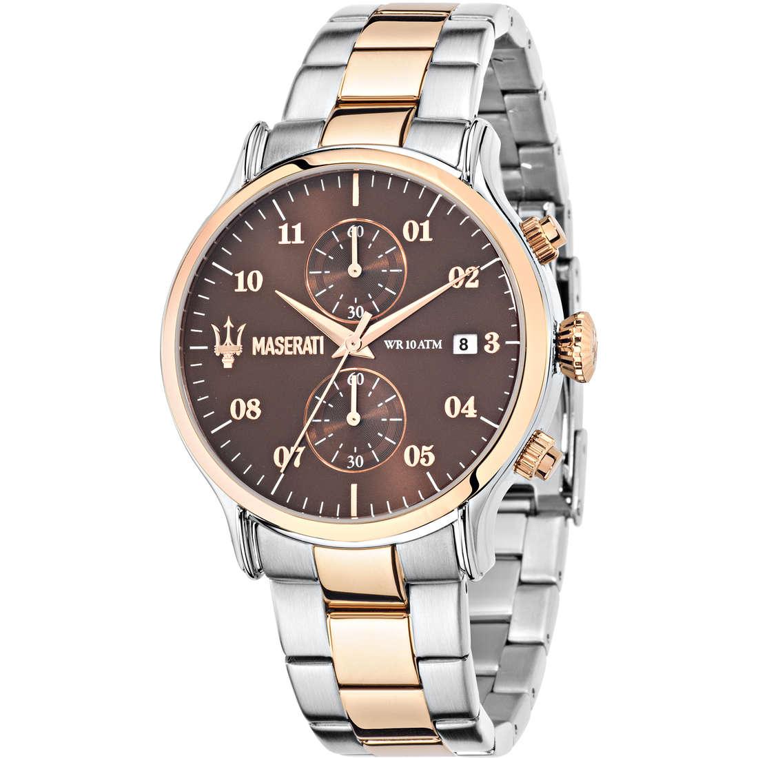 watch chronograph man Maserati Epoca R8873618001